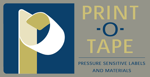 Print-O-Tape | Pressure Sensitive Labels and Materials
